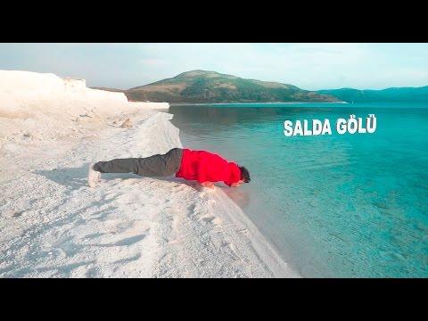 Türkiye'de Maldivler Var - Turkuaz Salda Gölünde Kamp