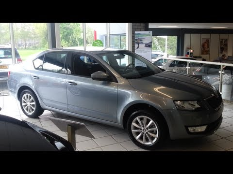 Skoda Octavia 2014 in depth review Interior Exterior