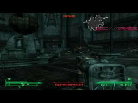 GEO//GAMES Fallout 3 PC German Review