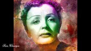 Watch Edith Piaf Le Petit Brouillard video