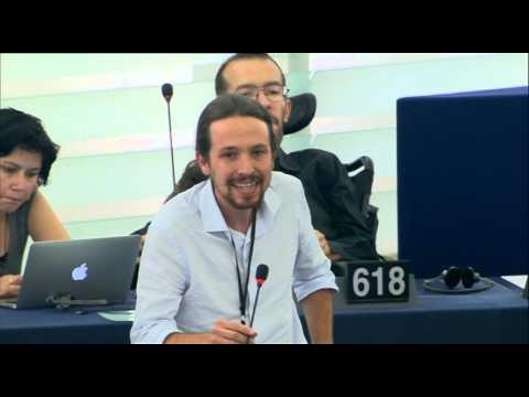 europa Juega Al Risk Con Los Agricultores Pablo Iglesias Sobre Sanciones De Rusia video