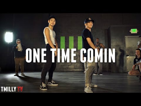 download lagu Yg - One Time Comin` - Choreography By Melvin gratis