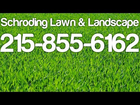 Landscaping Lansdale Pennsylvania | 215-855-6162 | Paver Patios