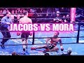 Daniel Jacobs vs Sergio Mora I (Highlights)