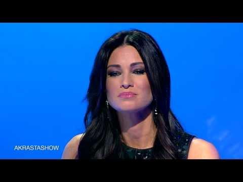 Agon Channel - A Krasta Show - Manuela Arcuri