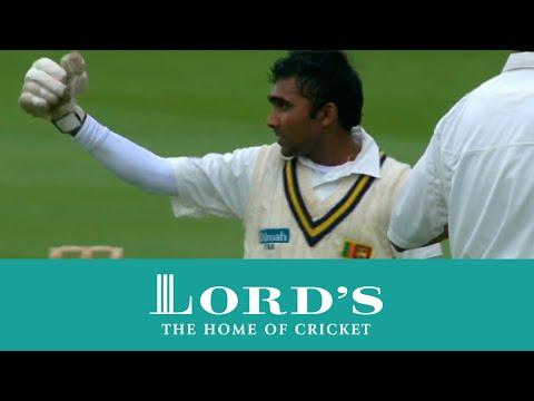 Mahela Jayawardene's Century at Lord's - England vs Sri Lanka 2006