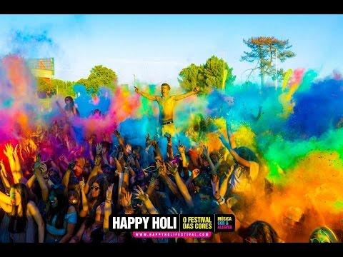 Happy Holi Porto 2014 - Official Aftermovie