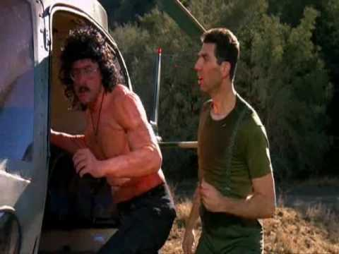 Weird Al Yankovic-UHF Rampo Video