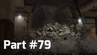 Grand Theft Auto 5 Walkthrough Gameplay Part 79 - The Big Score (Obvious) (GTA V PS4)
