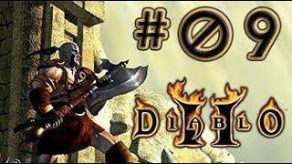 Diablo 2 LoD - №9 - Мефисто.  Варвар.  Хардкор.