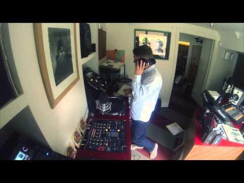 Gilles Peterson on BBC Radio 1's Essential Mix