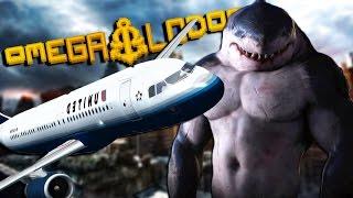 SHARKZILLA! | Omegalodon