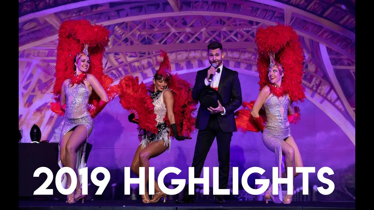 Event Highlight Reel 2019 - Imagine Experiences