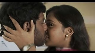 Vishal - Lakshmi Menon - lip lock scene
