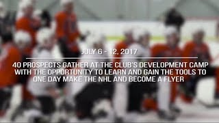 40 Flyers prospects gather at the clubs development camp 2017