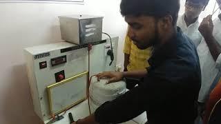 Stefan Boltzmann apparatus - HMT lab