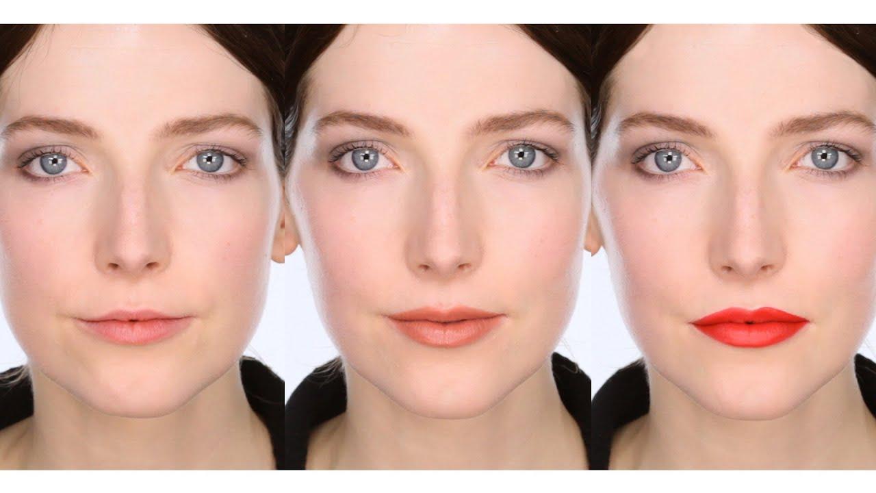 Как увеличить узкие глаза с помощи макияжа