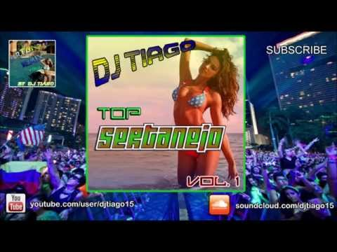 Top Sertanejo Vol.1 by DJ Tiago
