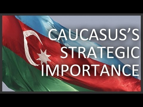 Caucasus's strategic importance