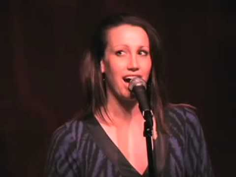 Natalie Weiss sings Scott Alans SAY GOODBYE - Live @ Birdland