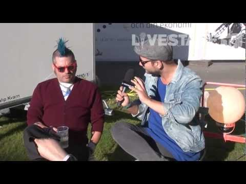 Livestage TV - Siesta! 2012 - NOFX talks about crazy backstage stories