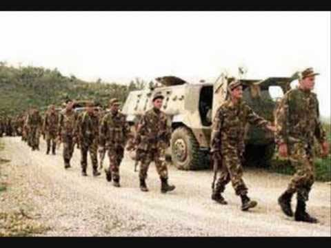 Soldiers Of Algeria Army