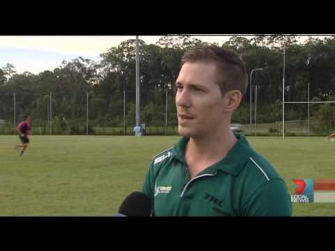 7 Local News Sunshine Coast - Sport 4/02/16