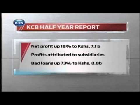 KCB makes Sh7.1 Billion for half year profits