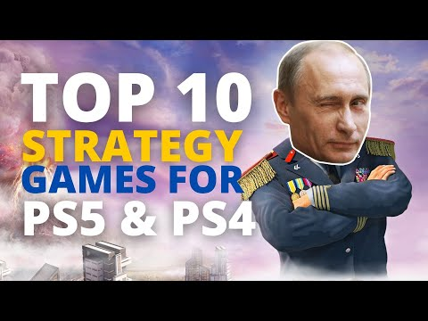 Best Strategy and Management Games on PS5 & PS4   Pure Play TV