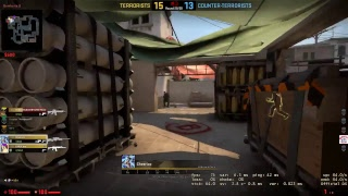 Trying to improve and rank up in Counter Strike: Global Offensive