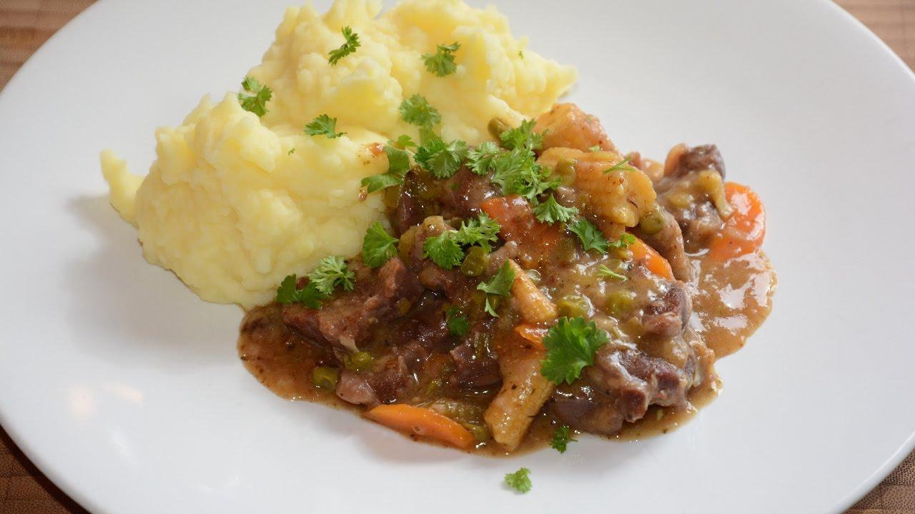 Мясо с картошкой в мультиварке редмонд рецепты с фото