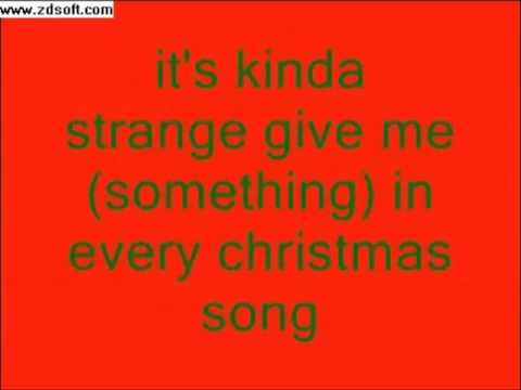 Fred Figglehorn - Christmas is creepy lyrics
