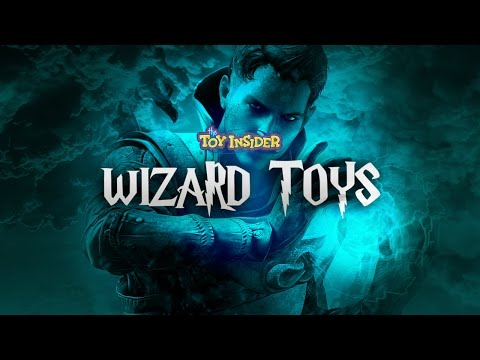 TOY FAIR TOYS THAT WILL MAKE YOU FEEL LIKE A WIZARD!!! | A Toy Insider Play by Play