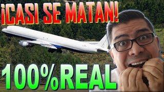 ¡ESCALOFRIANTE DESPEGUE DE UN DC8 EN MEDELLÍN COLOMBIA! (#99)