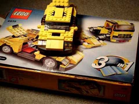 lego cool cars review