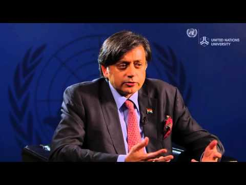 The UN at 70 — Still Relevant?, a Conversation Series Shashi Tharoor