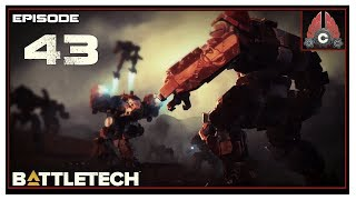 Let's Play BATTLETECH (Full Release Version) With CohhCarnage - Episode 43