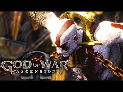 God Of War 4: Ascension Titan - Anos Antes... (01) video