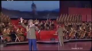 April 15, 2017 North Korean concert