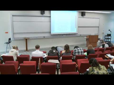 Introduction to Theology 1 | Biola University