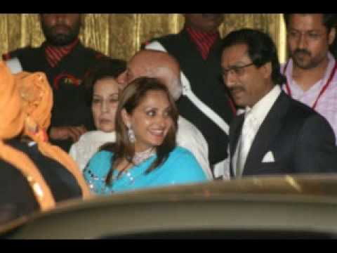 Aishwarya Rai Abhishek Bachchan Wedding Exclusive video