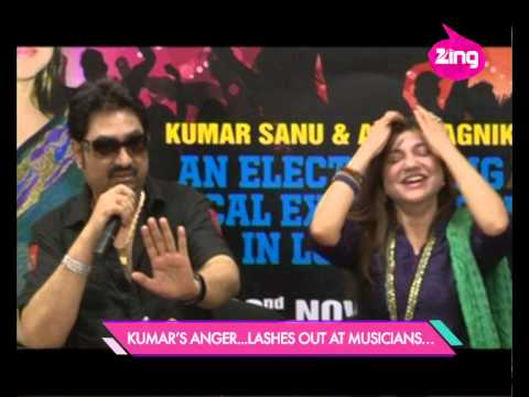 Kumar Sanu takes on the music industry