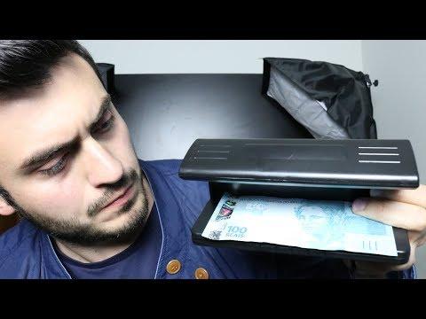 Comprei uma Máquina capaz de revelar os segredos ocultos do DINHEIRO!!! thumbnail