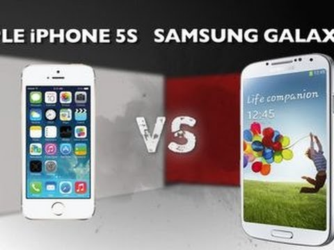 Prizefight - Apple iPhone 5S vs. Samsung Galaxy S4