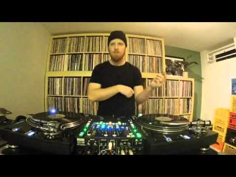 Skratch Bastid - David Bowie Tribute Let's Dance routine