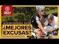 Las Mejores Excusas Ciclistas | GCN en Español Show 16