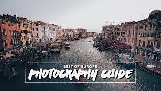 [S$500 GIVEAWAY] Europe Photography Guide – Sony A7III Review | The Travel Intern