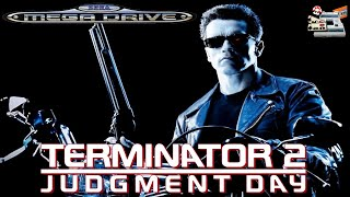 Terminator 2 - Judgement Day SEGA mega drive / Genesis / SNES прохождение [055]