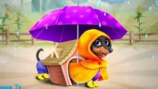 Веселый доктор Больница для животных Мультики Лечим котят и собачек Игра для детей Fun animal care