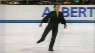 Paul Wylie (USA) - 1992 Albertville, Men